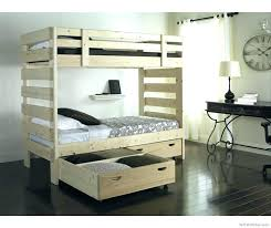 bunk bed with storage espresso bunk bed with storage loft bed