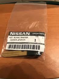 nissan canada key fob adding 2 more key fobs where can i get the actual key that goes