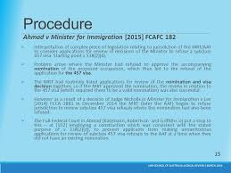 0 judicial review some key cases in detention procedure