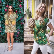 Pineapple Trend by Trend Report Piña Colada U2013 Style By Shaheeda