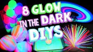 Glow In The Dark DIY Projects For Kids