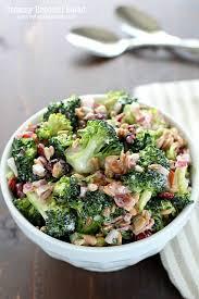 broccoli salad recipe healthy easy