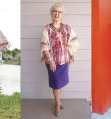 fashion for women over 60 the secret of using unique fashion