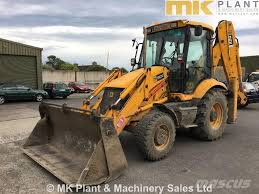 used jcb 3cx sitemaster power shift backhoe loaders year 2006