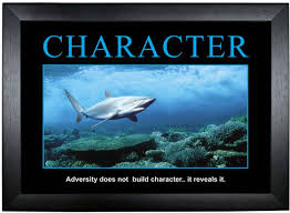 character motivational poster photographic paper quotes