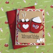 holiday cocoa scrapbook com u2026 pinteres u2026