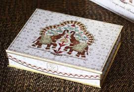 wedding box indian wedding box at rs 280 box s invitation box id