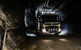 volvo truck of the year 2016 volvo tests autonomous trucks in a mine in sweden w video