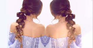 How To Make Hairstyles For Girls by Lazy Hairstyles 3 Easy Back To Cute Lazy