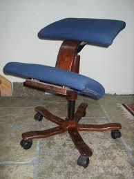 Kneeling Chair by Varier Stokke Wing Balans Ergonomic Kneeling Chair By Peter Opsvik
