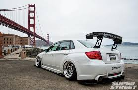 subaru hatchback wing 2011 subaru wrx lower class