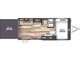 Wildwood Trailers Floor Plans 2018 Forest River Wildwood X Lite 180rtxl Fort Myers Fl