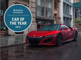 first acura ever made honda u0027s acura nsx is business insider u0027s 2016 car of the year