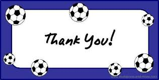 blue soccer birthday card at invitations and more com