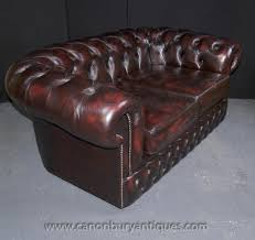 Antique Chesterfield Sofas by Antique Leather Sofa Ebay Tehranmix Decoration