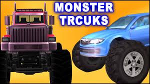 3d police monster truck trucks monster gun trucks firing dinosaurs 3d cartoon videos for