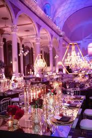 greek orthodox church ceremony glamorous purple u0026 gold reception