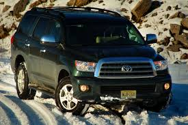 toyota sequoia prices reviews and new model information autoblog