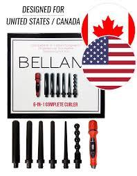 bellami hair extensions canada bellami 6 in 1 complete curler set bellami hair