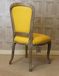 Yellow Dining Chair Mustard Dining Chairs Icifrost House