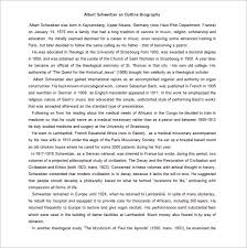 exle biography speech outline biography outline template 11 free word excel pdf format