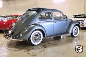 beetle volkswagen blue 1954 volkswagen beetle fusion luxury motors