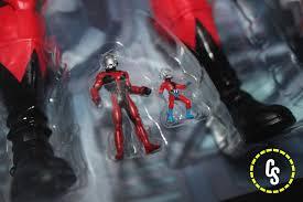 unboxing hasbro u0027s comic exclusive ant man action figure