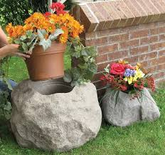 how to make fake rocks for landscaping diy and all you need for
