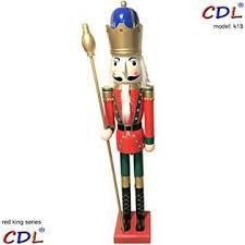 Large Nutcracker Christmas Decorations by Ecom Cdl Cdl 48