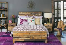 Rustic Themed Bedroom - urban rustic decor bedroom contemporary with addison table lamp