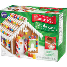 gingerbread petite house kit 5 25