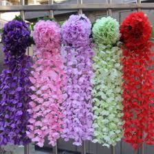 discount flowering hanging basket sale 2017 flowering hanging