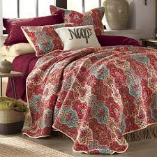 Bed Quilts And Coverlets Quilts And Bedspreads Rustic Farmhouse Style Affordable Prices