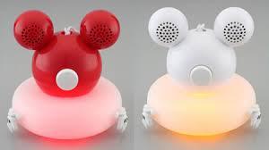 waterproof mickey mouse speaker is cute