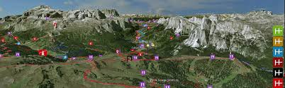 Italy Mountains Map by Home 3d Realitymaps Tourism Solutions