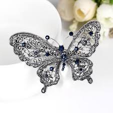 butterfly hair clip danbihuabi fashion butterfly hair clip for women hair accessories