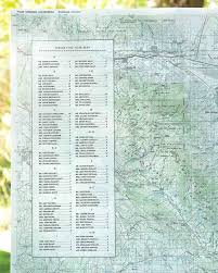 Palm Springs Map A Bright Modern Destination Wedding In Palm Springs California