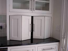 Bar Pulls For Kitchen Cabinets Extraordinary Folding Cabinet Doors For White Kitchen Cabinets
