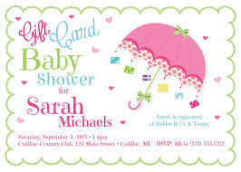 gift card shower invitation baby shower invitations stork baby gift baskets