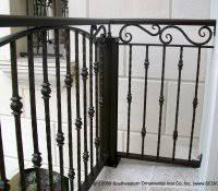 aluminum pipe handrail components lowes deck railing baers