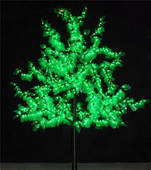 led landscape tree lights artificial trees landscape led tree light artificial flower cherry