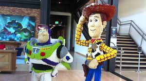 pixar office pixar animation studios tour youtube