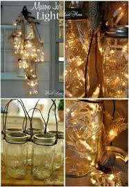 how to make mason jar lights with christmas lights 32 cool mason jar crafts you can do at home 2nd edition mason