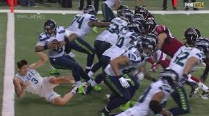 Wilson Meme - nfl memes on twitter the real reason russell wilson tripped into