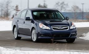 subaru arctic 2011 subaru legacy 2 5gt limited u2013 first drive review u2013 car and driver