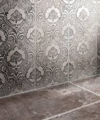 sophia dove damask grey tile topps tiles master bathroom