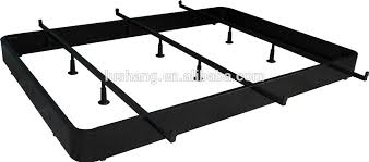 Hotel Bed Frame 10 Inch Height King Size Metal Hotel Bed Frame View