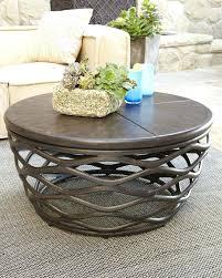Diy Patio Coffee Table Diy Outdoor Coffee Table Ideas How To Make An In Top Patio Design