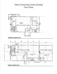 Fire Station Floor Plans Tahoe City Fireshouse Properties Request For Information Rfi