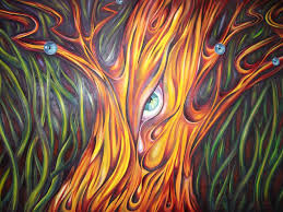abstract art paintings painting abstract art tree on canvas by natasha russu